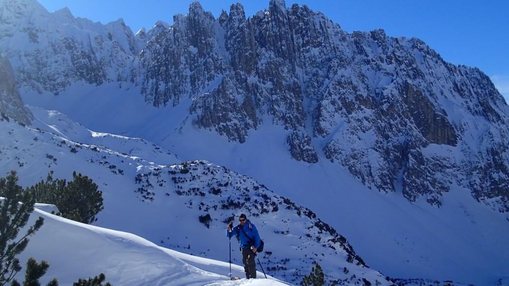 Grobreisen Karwendel nördliche Kalkalpen