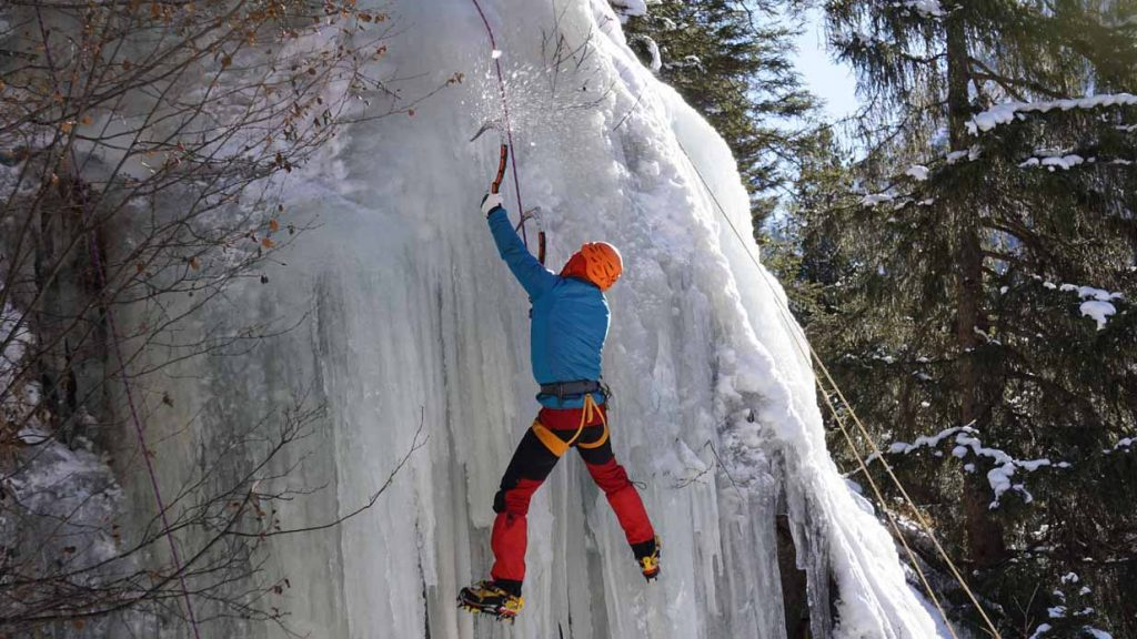 Arc´teryx, Petzl, Black Diamond, Grivel Beal Pitztal